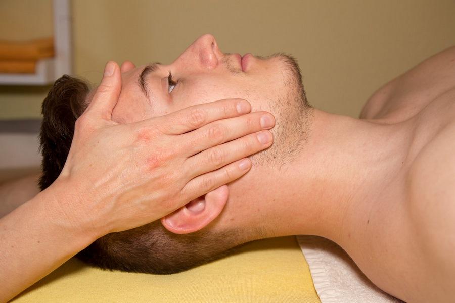 Kiefergelenksbehandlung